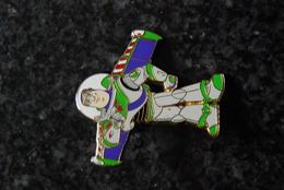 DLRP - Buzz Lightyear - 4 Pin Set (Buzz Standing Only)         Open Edition - Disney
