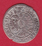 Autriche - Léopold 1er - 1 Kreuzer 1698 - Billon - Autriche