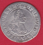 Autriche - Léopold 1er - 1667 - Argent - Oesterreich
