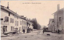 La Cluse Route De Lyon - Francia