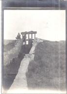 GUERRE D'ORIENT 1914     ?  13X9CM  PHOTO SEPIA - Guerre, Militaire