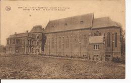 KONTICH: Gesticht H. Hart   De Kerk En Het Klooster - Kontich