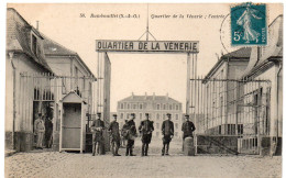RAMBOUILLET - Quartier De La Vénerie - L'Entrée - Librairie Nouvelle - Rambouillet (Château)
