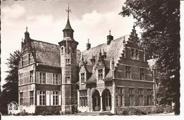 SCHOTEN: Kasteel Villers - Mariaburcht   Opleidingscentrum Tot Gezinsleven  - Voorgevel - Schoten