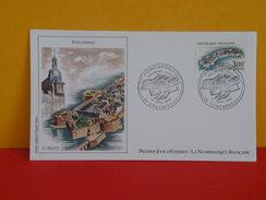 FDC- Les Remparts De Concarneau - 29 Concarneau - 14.5.1983 - 1er Jour - Coté 2,20 € - FDC
