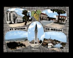 33 - SAINT-VIVIEN-DE-MEDOC - Multi Vues - France