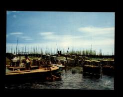 33 - Bassin D'ARCACHON - Parc à Huitres - Ostréiculture - Arcachon