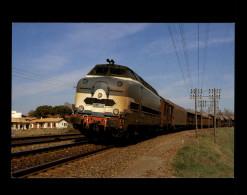 33 - SAINT-ANDRE-DE-CUBZAC - Train - Locomotive - France