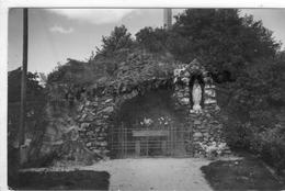 44 - SAINT ETIENNE DE MER MORTE - LA GROTTE DE LOURDES - CARTE PHOTO - Unclassified