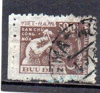 Viêt-Nam Du Nord : 69 OBL - Vietnam