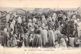 Scènes Et Types - Une Fête Arabe - Algeria