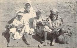 Scènes Et Types - Groupe D'Arabes - Algeria