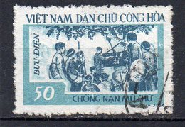 Viêt-Nam Du Nord : 132 OBL - Vietnam