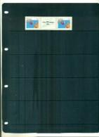 AUSTRALIA SERIE COURANTE SPORT 1 VAL ADHESIF AVEC INTERPANNEAU (1 KANGAROO AU VERSO) NEUF