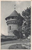 Feldpost WW2: Postcard Schloss Wernigerode From Reserve Lazarett In The Harz P/m Elend (Harz) 7.9.1942  (G60-78) - Militaria