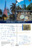 Swan Bells, Perth, Western Australia, Australia Postcard Posted 2007 Stamp - Perth