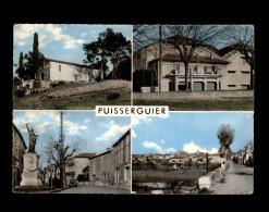 34 - PUISSERGUIER - Multi Vues - France