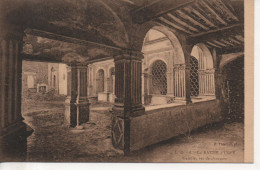 CPA - LA BASTIE D'URFE - GALERIE REZ DE CHAUSSEE - L. D. - 6 - F. THIELLIER - Autres Communes