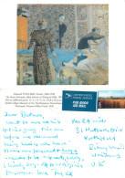 Edouard Vuillard, Art Painting Postcard Posted 2003 Stamp - Paintings
