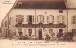 71 - SAONE ET LOIRE - Chagny - Hôtel Du Commerce - Maison LAMELOISE - Altri Comuni