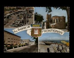 34 - FRONTIGNAN - Multi Vues - Frontignan