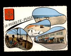 34 - LA REDOUTE-PLAGE - Multi Vues - France