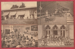 Piétrebais - Sanatorium - 8 Cartes Postales - 1926 - Incourt