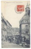 Cpa Saint Pol - Marché Au Beurre    ((S.334)) - Saint Pol Sur Ternoise