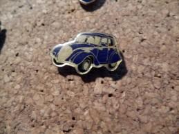 Pin's   Peugeot 202 - Corvette