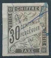 Colonies Générales -  1884 - Taxe  - N° 9 -  Oblit - Used - Taxes