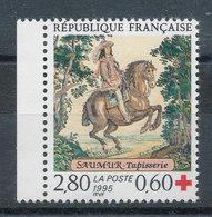 2946a  Croix Rouge** (émis En Carnet) - France