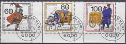 ALEMANIA-BERLIN 1989 Nº 813/15 USADO - [5] Berlín