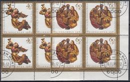 ALEMANIA-BERLIN 1989 Nº 819/20 USADO (4 Series En Bloque) - [5] Berlín