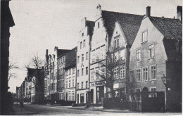 AK Elblag Elbing Wilhelmstrasse Ecke Mauerstrasse Bei Tiegenhof Vogelsang Succase Marienburg Danzig Königsberg Neudruck - Ostpreussen