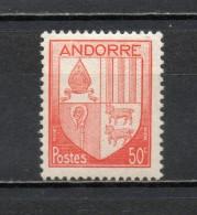 ANDORRE N° 96 NEUF SANS CHARNIERE COTE 0.15€    ARMOIRIE