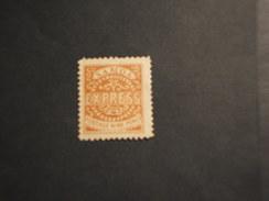SAMOA - Posta Locale - 1877 EXPRESS  9 P. - NUOVI S.G. - Samoa