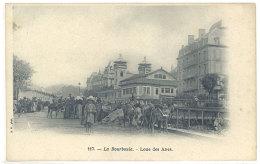 Cpa La Bourboule - Loue Des Anes   ((S.338)) - La Bourboule