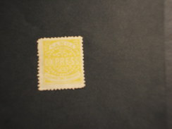 SAMOA - Posta Locale - 1877 EXPRESS  1 Sh.. - NUOVI S.G. - Samoa