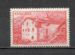 ANDORRE N° 105 NEUF SANS CHARNIERE COTE 9.50€   PAYSAGE