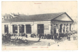 Cpa Issoire - Halle Au Blé   ((S.340)) - Issoire
