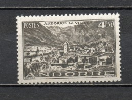 ANDORRE N° 108   NEUF SANS CHARNIERE COTE 0.80€   PAYSAGE