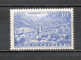 ANDORRE N° 113   NEUF SANS CHARNIERE COTE 2.60€   PAYSAGE