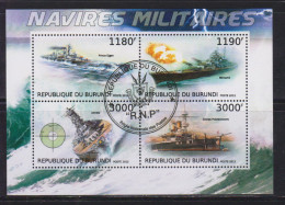 Burundi 2012 Military, Ships