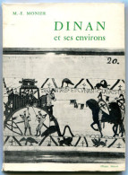 M.-E. MONIER, Dinan Et Ses Environs - Bretagne