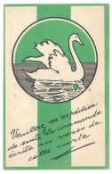 Cpa Publicitaire - Distilleries De La Croix-Rouge Grenoble   ((S.348)) - Werbepostkarten