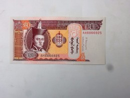 MONGOLIE : Billet De 20 Tugrik, Etat Neuf - Mongolia