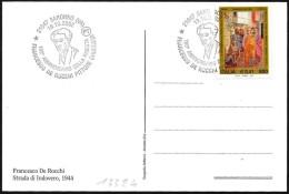 Italia/Italie/Italy: F. De Rocchi, Pittore Chiarista, Peintre Chiarista, Painter Chiarista, 2 Scan