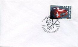 14589 Belgium, Special Postmark 2004  Scherpenheuvel ,   Salvador Dali, - Arts