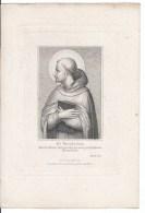 Religion, ST Bernhardus - Lithographies