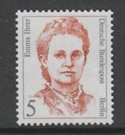 TIMBRE NEUF DE BERLIN - EMMA IHER , SYNDICALISTE N° Y&T 794